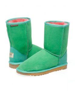 2-Tone-Classic-Short-Australian-Made-UGG-Boots- 1