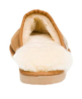 Australian Leather Sheepskin Ugg Scuffs-CHE-5