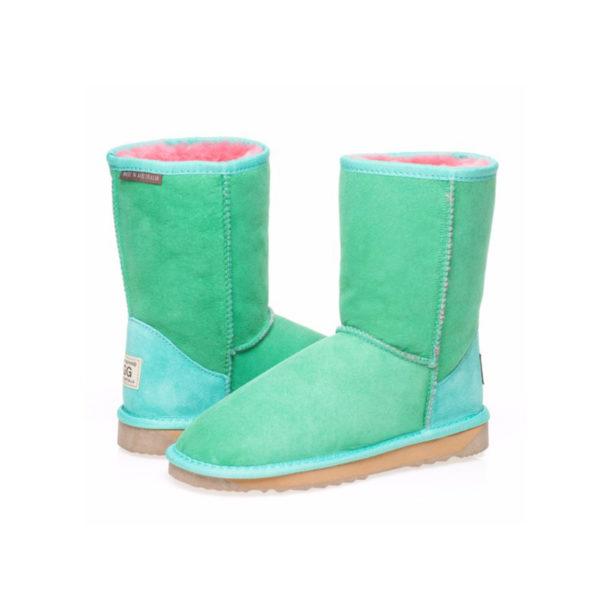 2 Tone Classic Short Ugg Boots