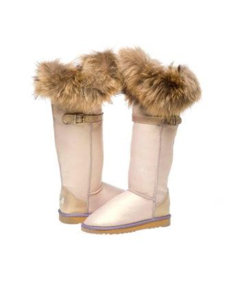 Napa Long Buckle Foxy Ugg Boots