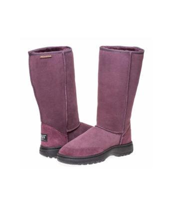 Long Outdoor Unisex Ugg Boots hard wearing foorwear detachable insoles Australian Made
