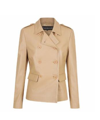 Barbara Ladies Leather Jacket