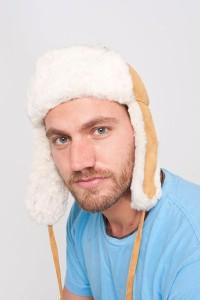 Sheepskin Aviator Hat