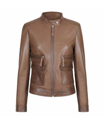 Kate Ladies Leather Jacket