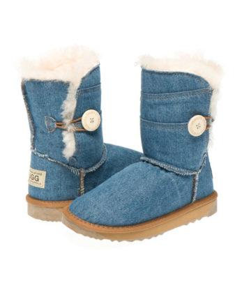 Lisa Denim Uggs Ugg Boots
