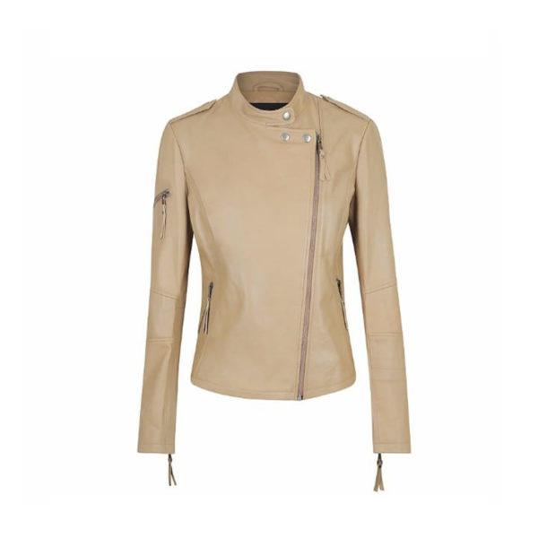 Louise Ladies Leather Jacket