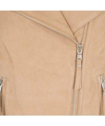 Annabel Ladies Leather Jacket