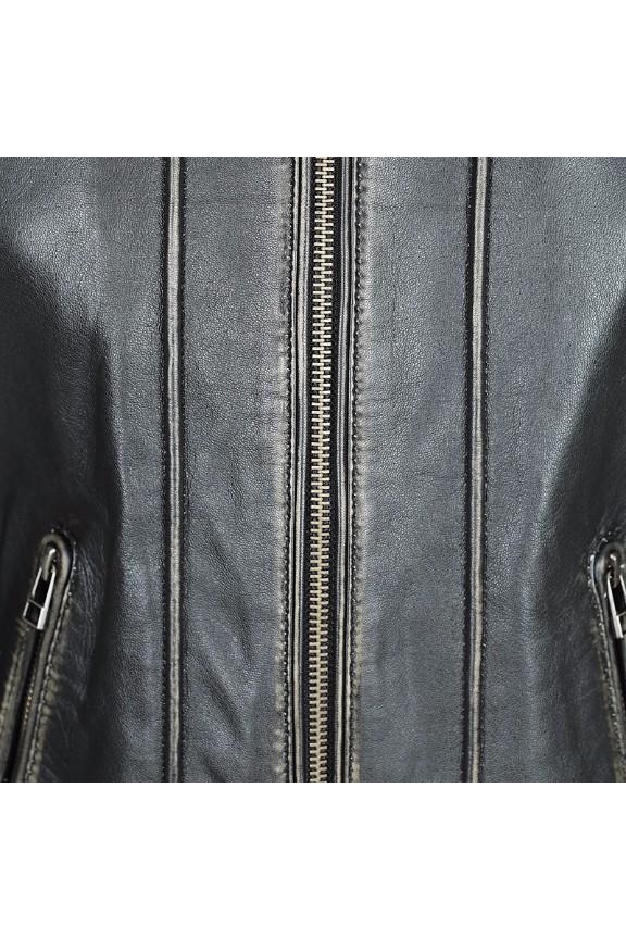 Jane Ladies Leather Jacket
