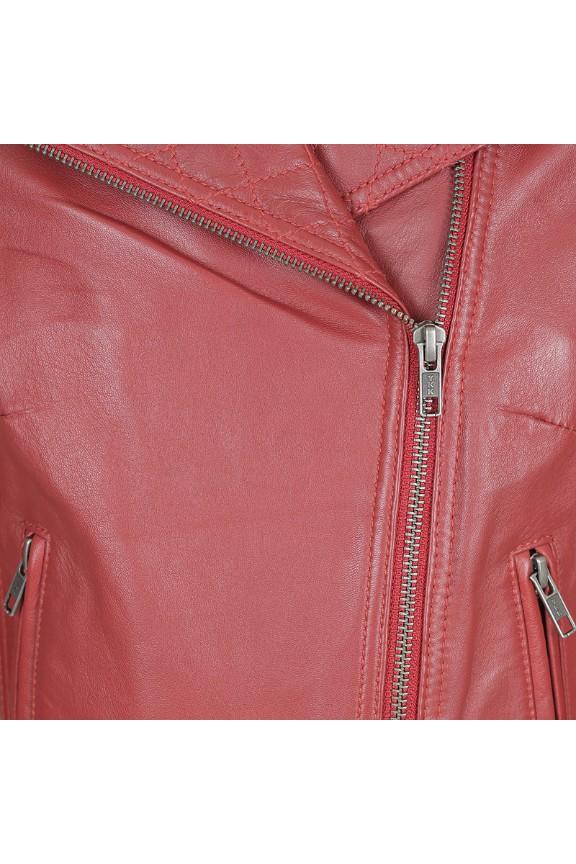 Sharon Leather Jacket