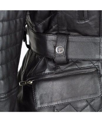 Suzannah Leather Jacket