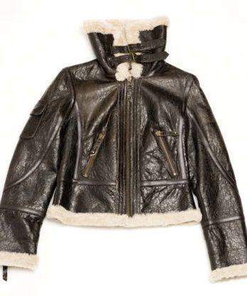 Sarah Lamb Sheerling Jacket