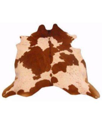 Light Exotic Cowhide Rug genuine cow hide leather washable floor or hang rug sale