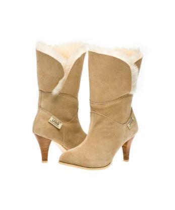 Harbour High Heel Ugg Boots