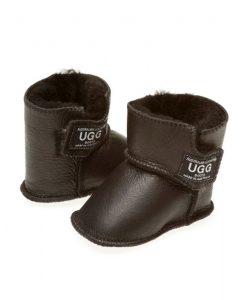 Baby-Booties-Napa-Velcro-Australian-Made-UGG-Boots- 4