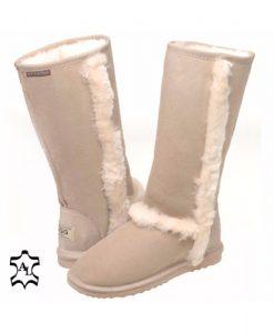 Fur-Trim-Australian-Made-UGG-Boots- 1