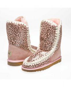Igloo-Leopard-Shimmer-Australian-Made-UGG-Boots- 1