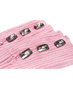 Knitted-Socks-Chessboard-Swarovski-Element-Australian-Made-UGG-Boots- 1