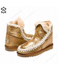 Ultra-Short-Igloo-Leopard-Shimmer-Australian-Made-UGG-Boots- 5