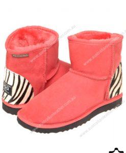 Ultra-Short-Zebra-Print-Heel-Australian-Made-UGG-Boots- 2